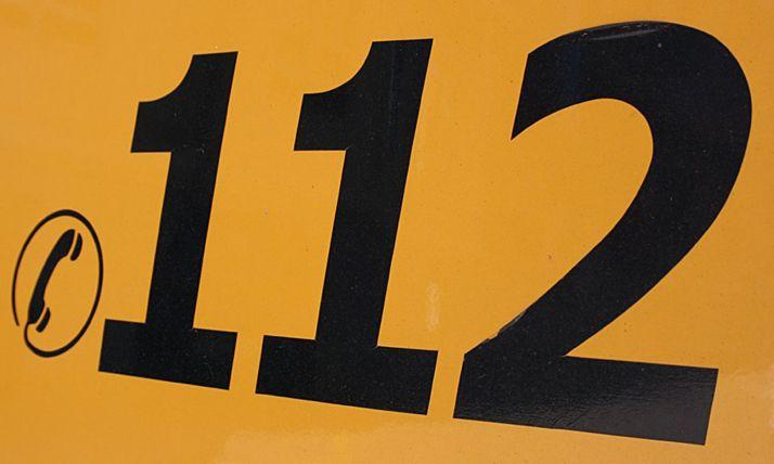 Seis personas heridas, dos de ellas menores, en un accidente en Nepas