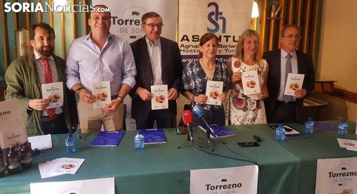 Presentación II Jornadas del Torrezno de Soria