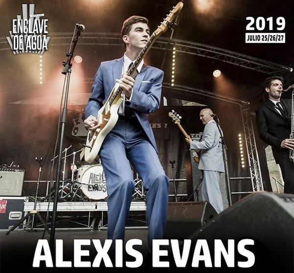 Foto 1 - El Enclave de Agua 2019 arranca este jueves con Ogun Afrobeat, The Agapornis y Alexis Evans