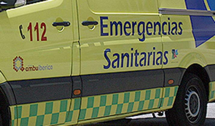 Foto 1 - Fallecen dos personas en accidente en Ávila