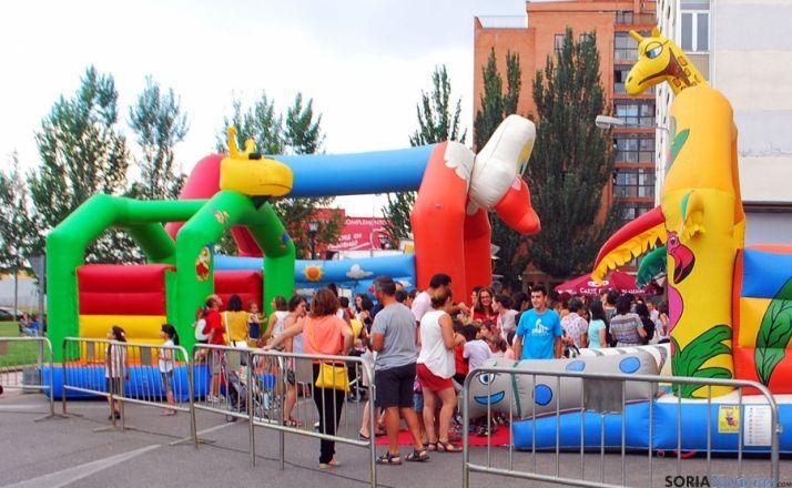 La Barriada presenta el programa de sus fiestas