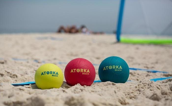 Foto 1 - Abierto el plazo de inscripción para el II Torneo de Balonmano Playa