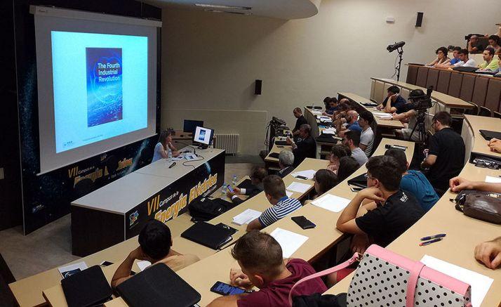Foto 1 - El 5 cierra la inscripción para el VIII Campus de la Energía Eléctrica del EREN, por primera vez con estudiantes europeos