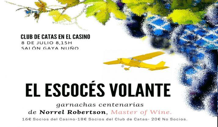 Foto 1 - El lunes, cata de vinos de autor en el Casino