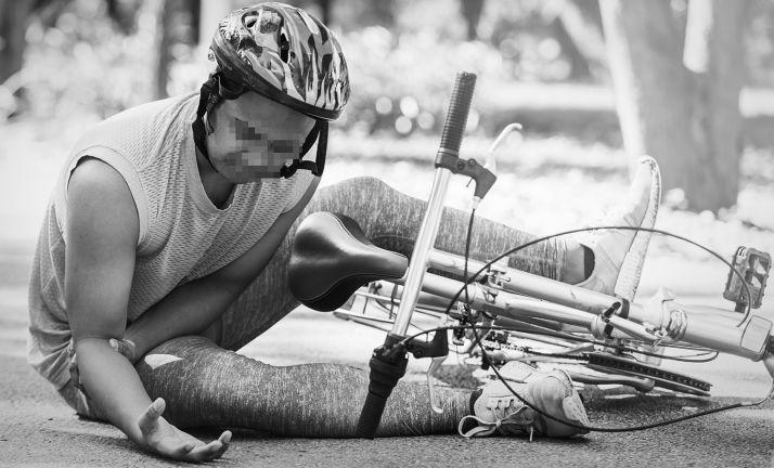 La provincia contabiliza en lo que va de año dos accidentes con ciclistas, ambos en la capital
