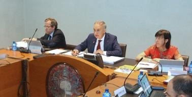 Consejo de Gobierno de la UVa.
