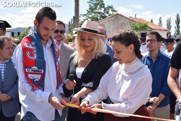 Galería: miles de personas en la Feria Tradicional de Almarza