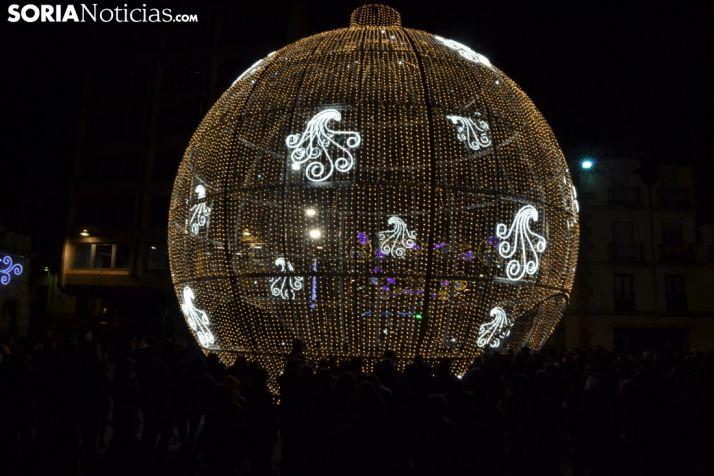 Foto 1 - Esta Navidad, Soria volverá a deslumbrar