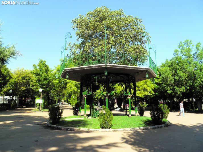 Soria verde.