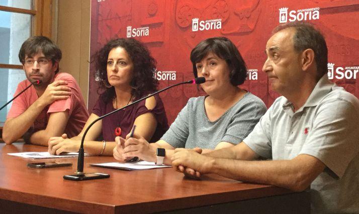 Imagen de la presentación del encuentro. /Ayto.