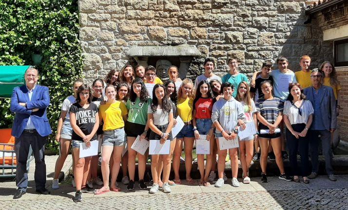 Los estudiantes participantes en el curso. /Jta.