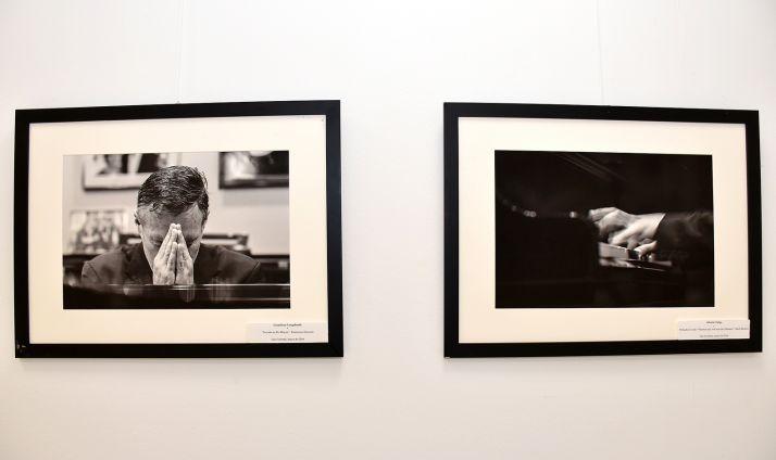 Dos de la imágenes de la exposición. /Jta.