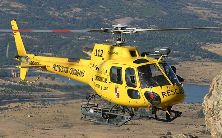 Foto 1 - Fallece una montañera en el Pico Curavacas, en Palencia