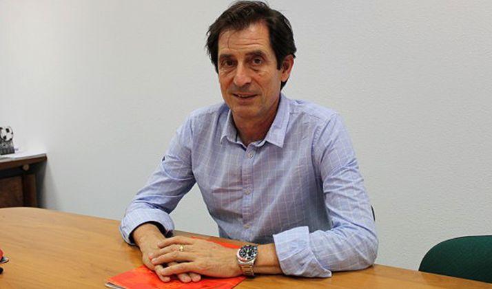 Honorio Martínez, nuevo galeno al servicio del club rojillo. /CDN