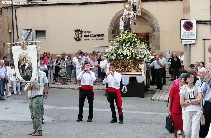 Devoción a la Virgen del Carmen