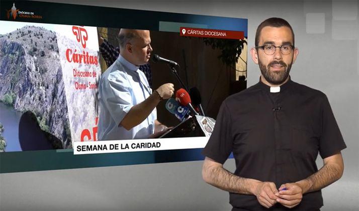 Foto 1 - La labor de Cáritas prima la actualidad de junio en Osma-Soria