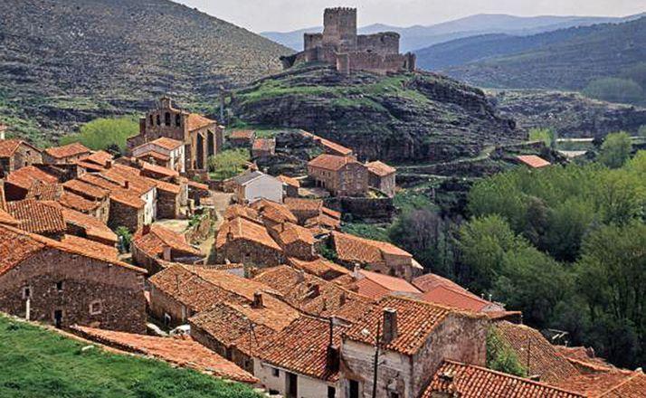 Una imagen de la localidad de Magaña, en la demarcación de Tierras Altas.