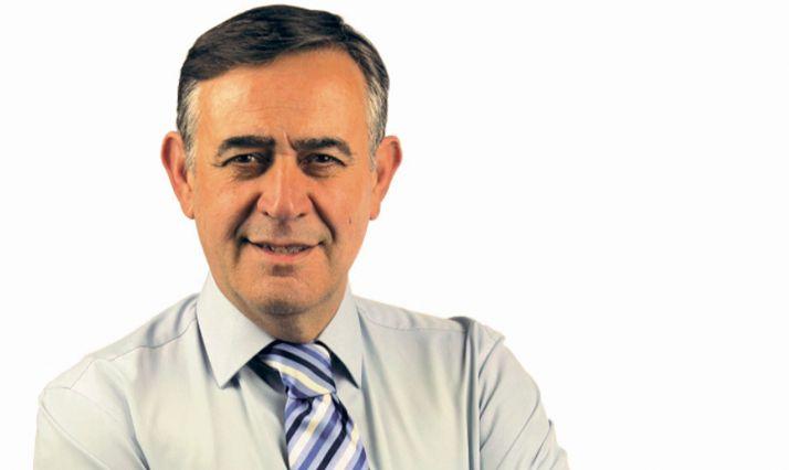 Antonio Pardo, cabeza visible de la PPSO en El Burgo.