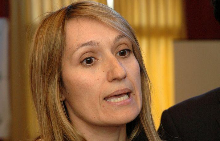 Rocío Lucas, nueva consejera de Educación.