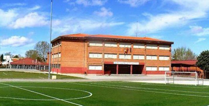 Una imagen de archivo del colegio.