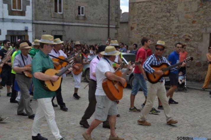 Foto 1 - Duruelo se prepara para sus fiestas en honor a Santa Marina