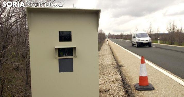 Soria comienza julio con la puesta en marcha de dos nuevos radares en sus principales carreteras