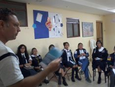 Foto 3 - Música con raíces cubanas en Soria para una campaña de ayuda escolar para Bolivia