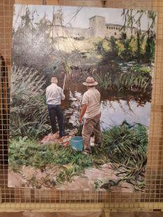 Se falló el Concurso de Pintura Rápida 'Trazos de Agua y Piedra'.