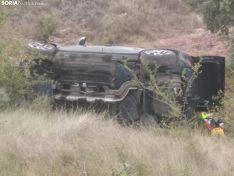 Accidente de Tráfico en Villar del Campo. SN