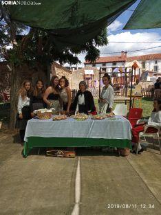 Jornada de la Mantequilla 2019 en Valdeavellano de Tera
