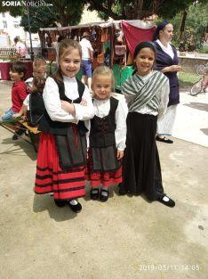 Jornada de la Mantequilla en Valdeavellano de Tera. SN