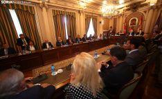 Pleno de Investidura de Diputación Provincial.