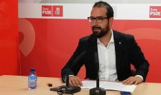 Ángel Hernández, este miércoles en rueda de prensa. /SN