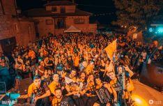Durante la V edición del Boina Fest.