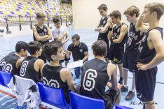 El CSB echa a andar durante la pretemporada 2019. Club Soria Baloncesto