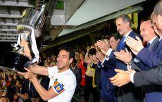 El Valencia defiende título en la nueva edición de la Copa del Rey. Real Federación Española de Fútbol