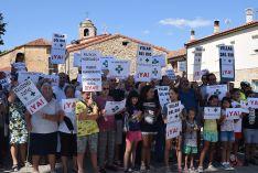 Villar del Río y la comarca soriana del Cidacos clama por la apertura de la farmacia