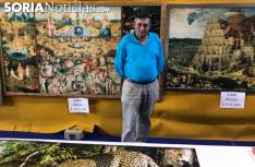 Algunas fotos de la exposición / Daniel Alcalde