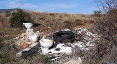 Imagen de archivo de una escombrera en Chavaler.