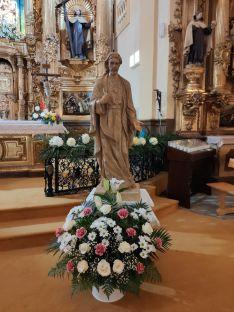 Foto 3 - El Obispo consagrará mañana El Burgo de Osma  al Sagrado Corazón