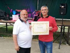 Valdeavellano de Tera premia a 'Aires de Dulzaina', de San Esteban de Gormaz, por conservar el folklore soriano.