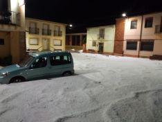 Foto 4 - Fotos: Espectacular granizada en Almazul