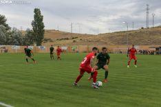 Numancia-Bilbao Athletic en Ágreda. SN