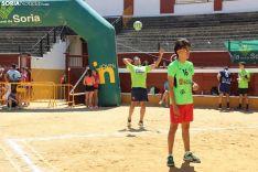 Voley Plaza para niños y niñas. SN