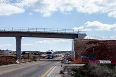 Obras de la Autovía del Duero