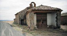 Ermita de San Roque, en Deza.
