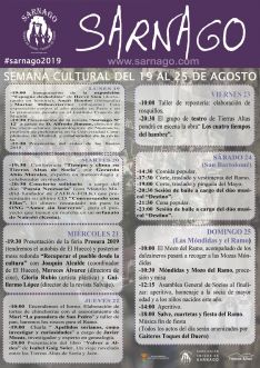 Foto 3 - La semana cultural de Sarnago, del 19 al 25