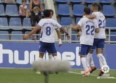 El Tenerife supera al Numancia en el Heliodoro (3-2). LaLiga