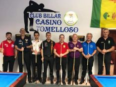 Imagen del Open Nacional de Tomelloso.