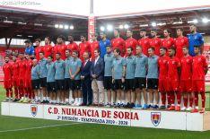 Una imagen del estadio de Los Pajaritos este jueves. /SN